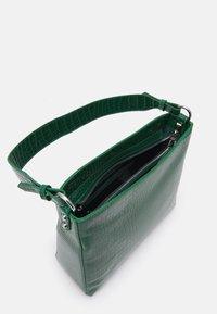 HVISK - AMBLE CROCO - Handbag - green - 2
