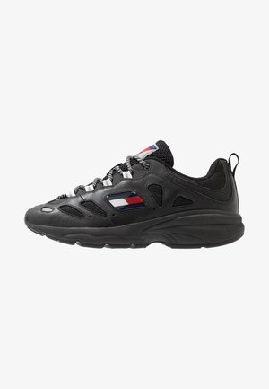 HERITAGE RETRO  - Sneakersy niskie - black