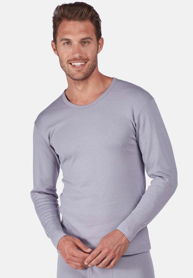 Long sleeved top - ash