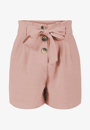 YASMARION - Shorts - coral pink