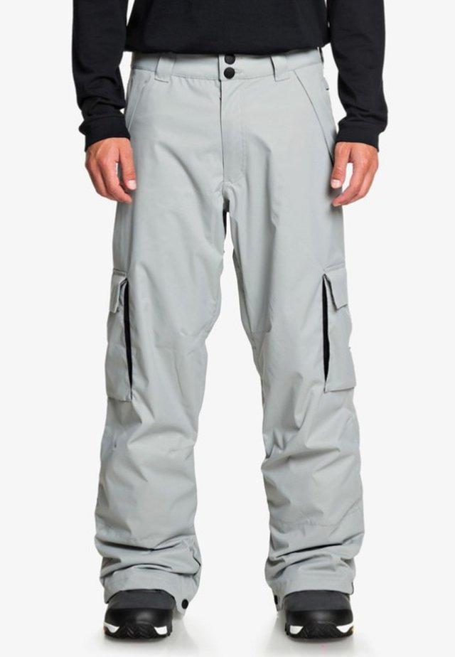 BANSHEE - Pantalon de ski - neutral gray