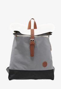 Enter - Mochila - grey/black/natural - 5