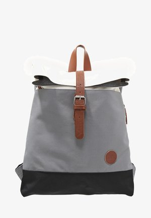 Mochila - grey/black/natural