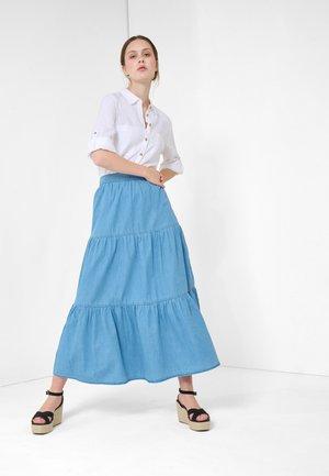 Maxi skirt - bleached