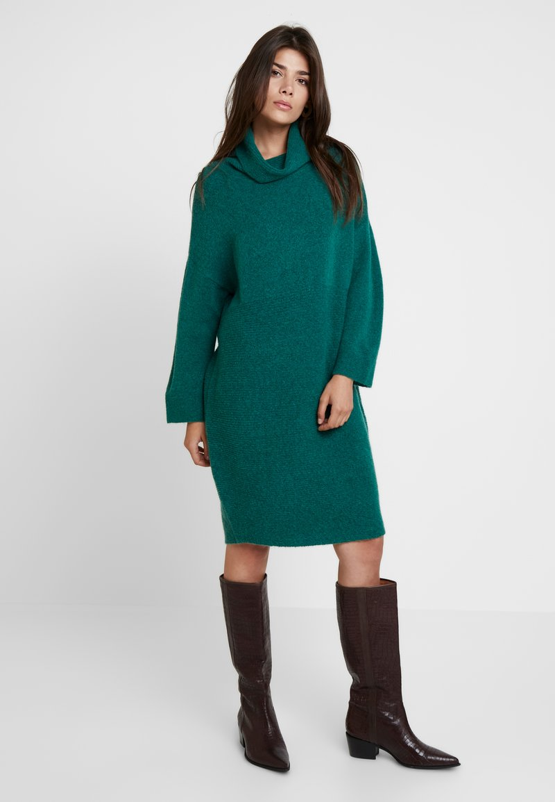 Louche - JUANA - Jumper dress - green
