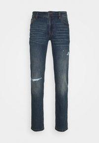 Denim Project - MR.BLACK - Slim fit jeans - vintage blue - 4