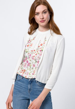 OFFENER STYLE - Cardigan - offwhite
