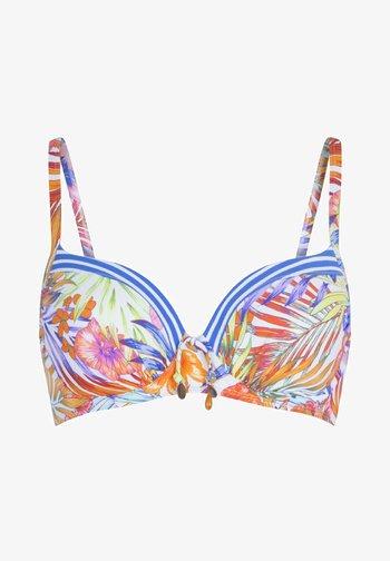 BOSSA - Bikini top - multi-coloured