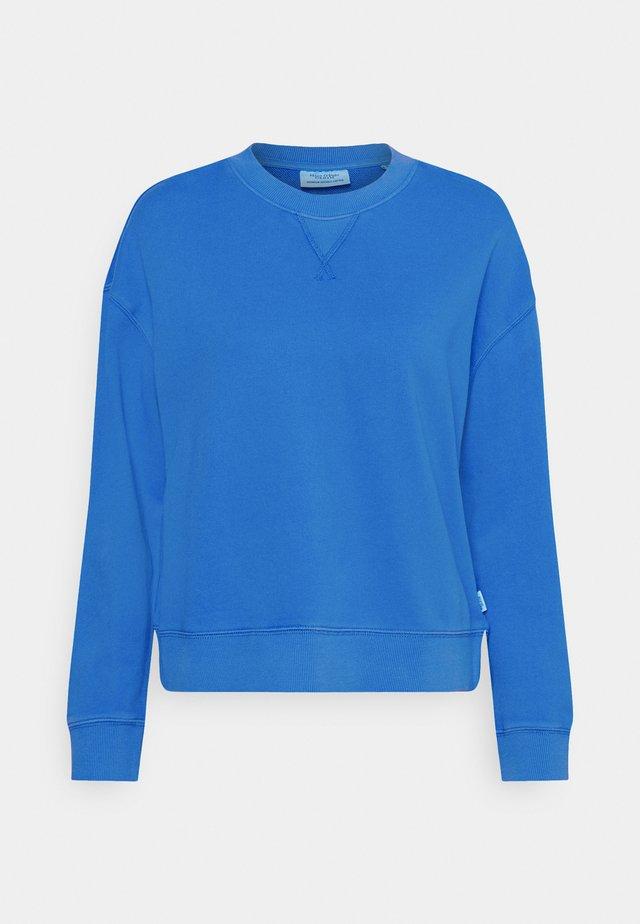 LONGSLEEVE CREWNECK - Sweatshirt - cornflower