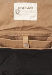 Fjällräven - GREENLAND  - Across body bag - black - 3