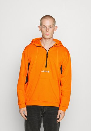 FIELD HOODY - Jersey con capucha - orange