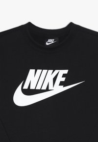 Nike Sportswear - CREW CLUB - Sweatshirts - black/white - 4
