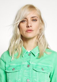 comma casual identity - Denim jacket - light green - 4