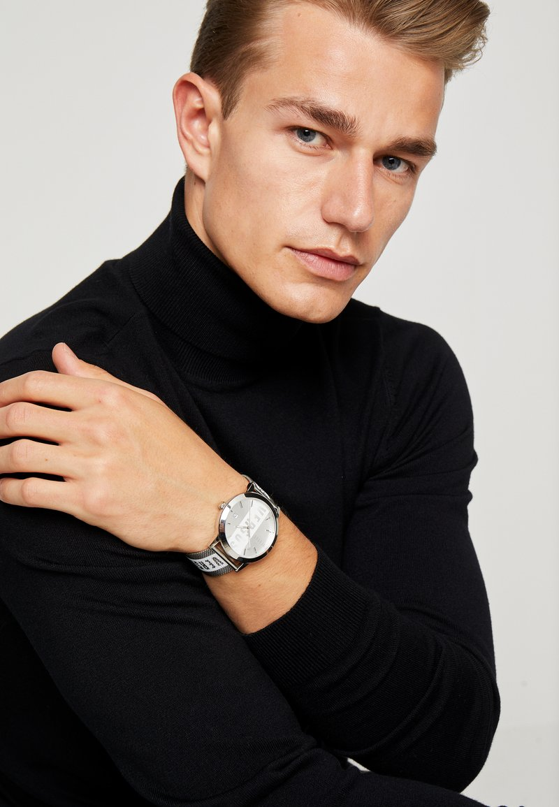 Versus Versace - BARBES - Orologio - silver-coloured