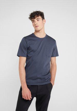 DIDELOT - Basic T-shirt - blaugrau
