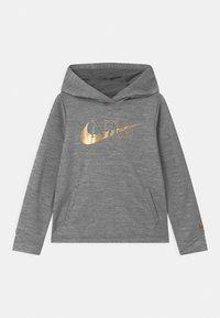 Nike Sportswear - LIGHT IT UP THERMA  - Mikina - grey - 0