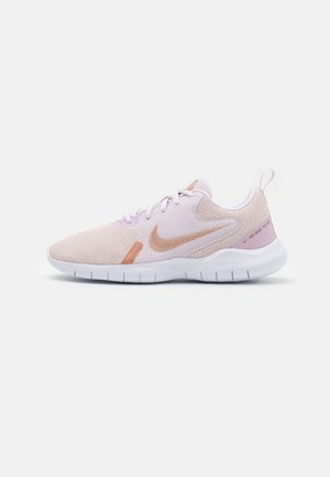 FLEX EXPERIENCE - Neutral running shoes - champagne/metallic red bronze/light violet/white