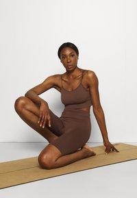 ARKET - Legging - brown - 3