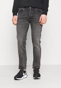 Pepe Jeans - SPIKE - Jeans straight leg - grey denim - 0