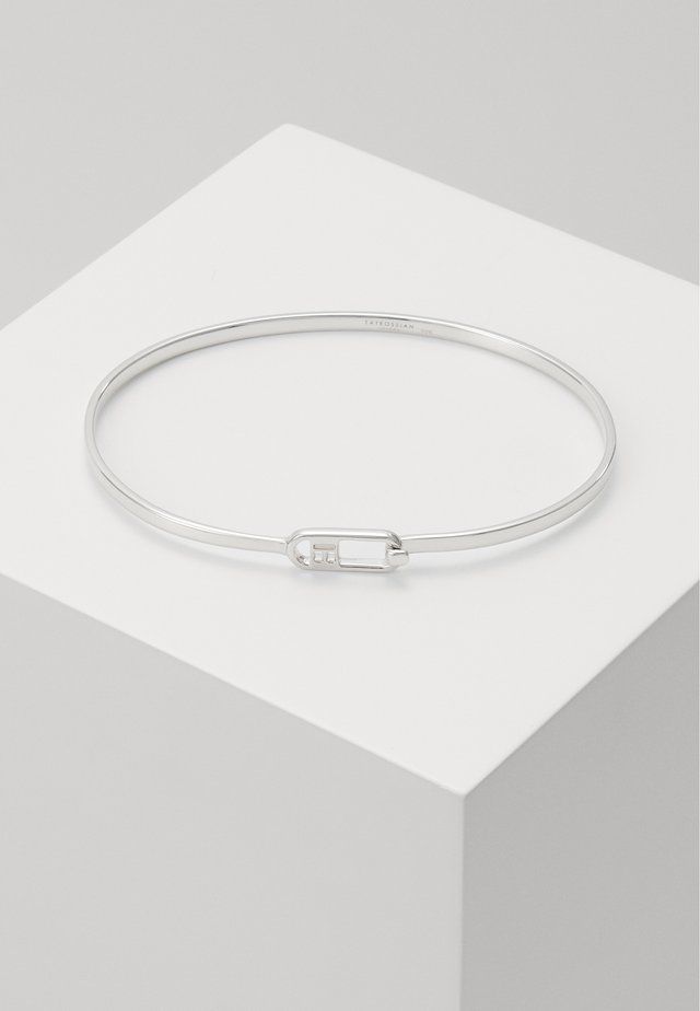 THE BANGLE - Bracciale - silver
