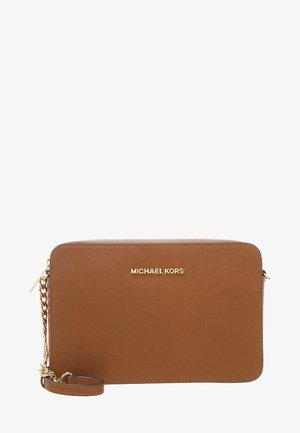 JET SET TRAVEL CROSSBODY - Borsa a tracolla - brown