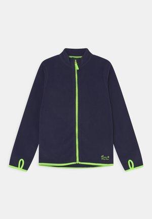 KIDS BOYS - Fleecová bunda - nachtblau
