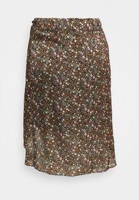 NAF NAF - Áčková sukně - multicoloured - 1