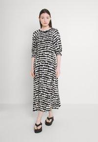 b.young - FLOURI ETHNIC DRESS - Day dress - black - 0