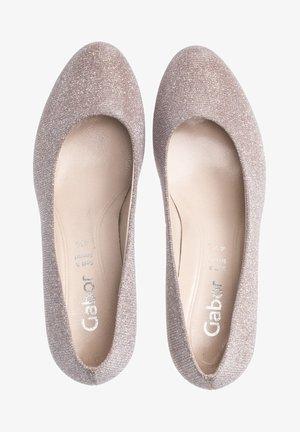 PLATEAU  - Classic heels - rosa
