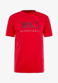 K1X - HARDWOOD  - Print T-shirt - major red - 3