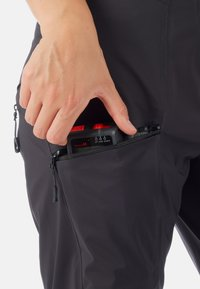 Mammut - Outdoor trousers - black - 4
