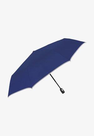 REFLECTIVE COMPACT UMBRELLA - Umbrella - blu
