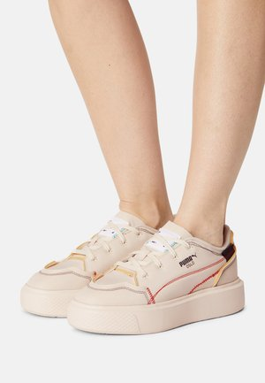 OSLO MAJA  - Baskets basses - white gum