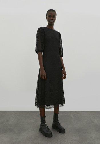 NINETTE - Day dress - schwarz