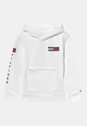 EXPEDITION HOODIE - Sweatshirt - white