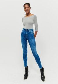 TALLY WEiJL - Skinny džíny - blu - 1