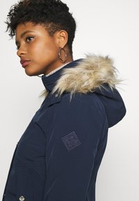 Hollister Co. - ALL WEATHER - Winter jacket - navy - 4