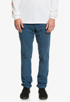 KRANDY - Trousers - majolica blue