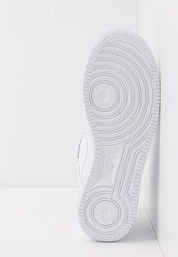 Nike Sportswear - AIR FORCE 1 BG - Sneakers high - white - 4