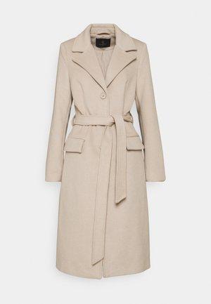 CATARINA NOVELLE COAT - Klasický kabát - beige