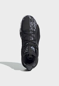 adidas Performance - DAME  SHOES - Basketbalschoenen - black - 1