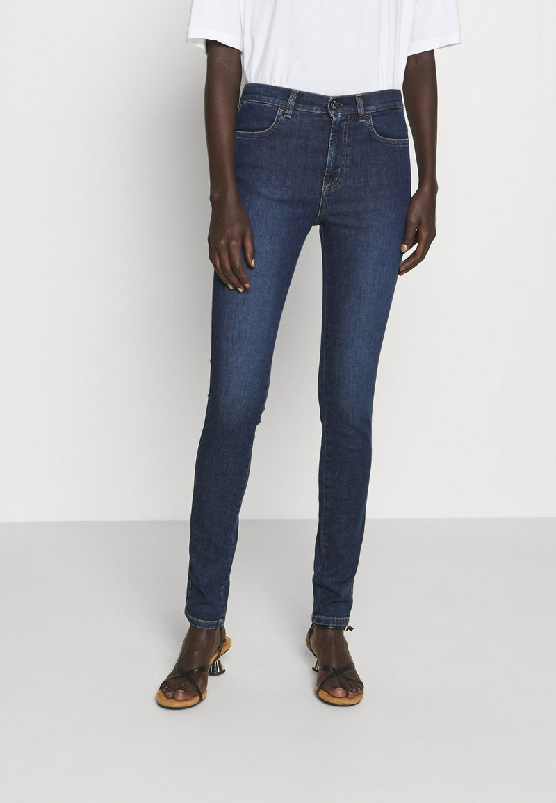 Filippa K - LOLA SUPER STRETCH - Skinny džíny - midnight