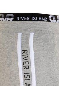 River Island - Pantaloni sportivi - grey - 2