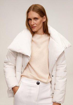 JOHN-I - Winter jacket - gebroken wit