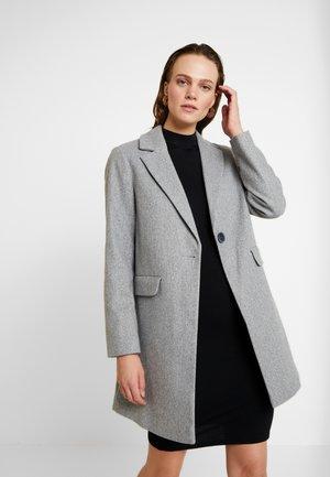 MINIMAL LINED - Manteau classique - grey