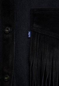 Levi's® Made & Crafted - LMC THE RANCH HANDLER - Veste en jean - black/grey - 6