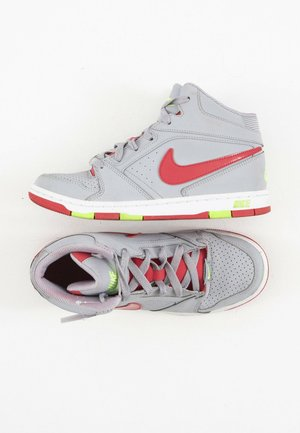 High-top trainers - grey