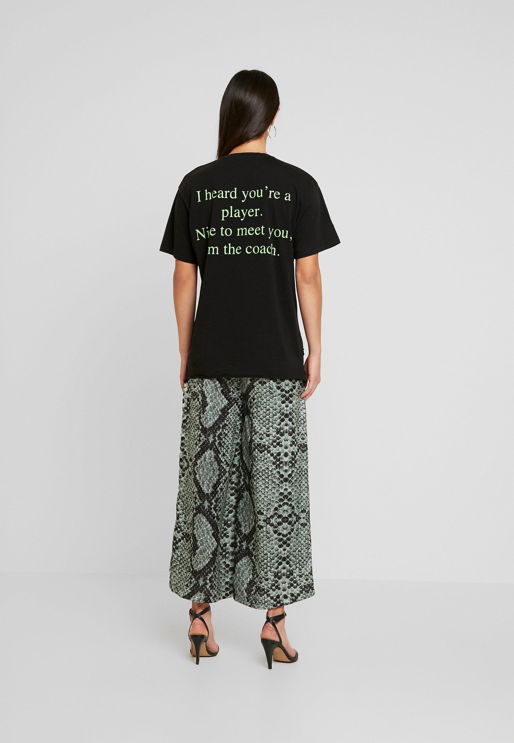 Mujer PLAYER TEE - Camiseta estampada