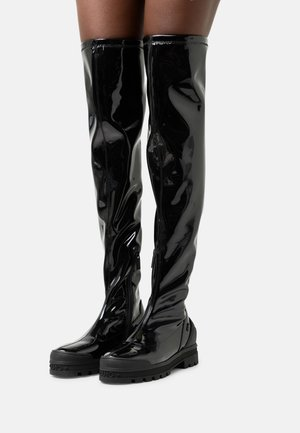 KELLY  - Over-the-knee boots - black