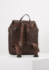 Spikes & Sparrow - Rucksack - dark brown - 3